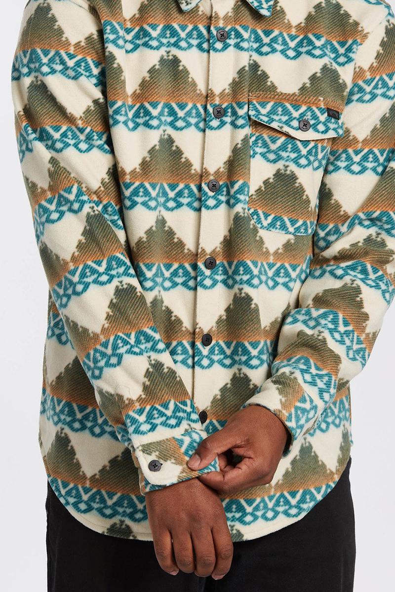 Флисовый мужской джемпер Adventure Division Furnace Flannel
