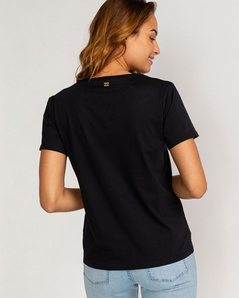 Женская футболка Cali