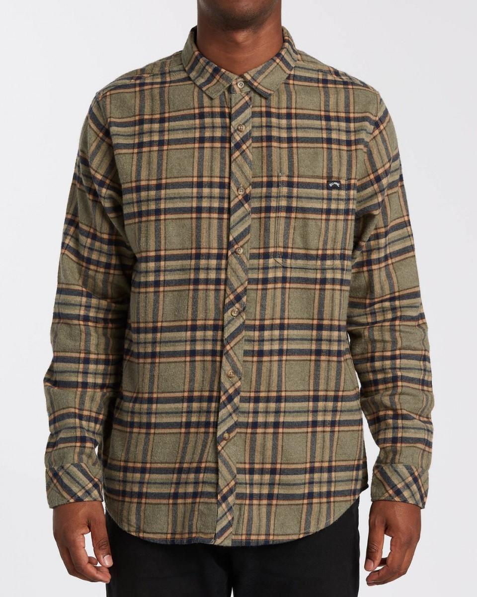 Мужская рубашка с длинным рукавом Coastline