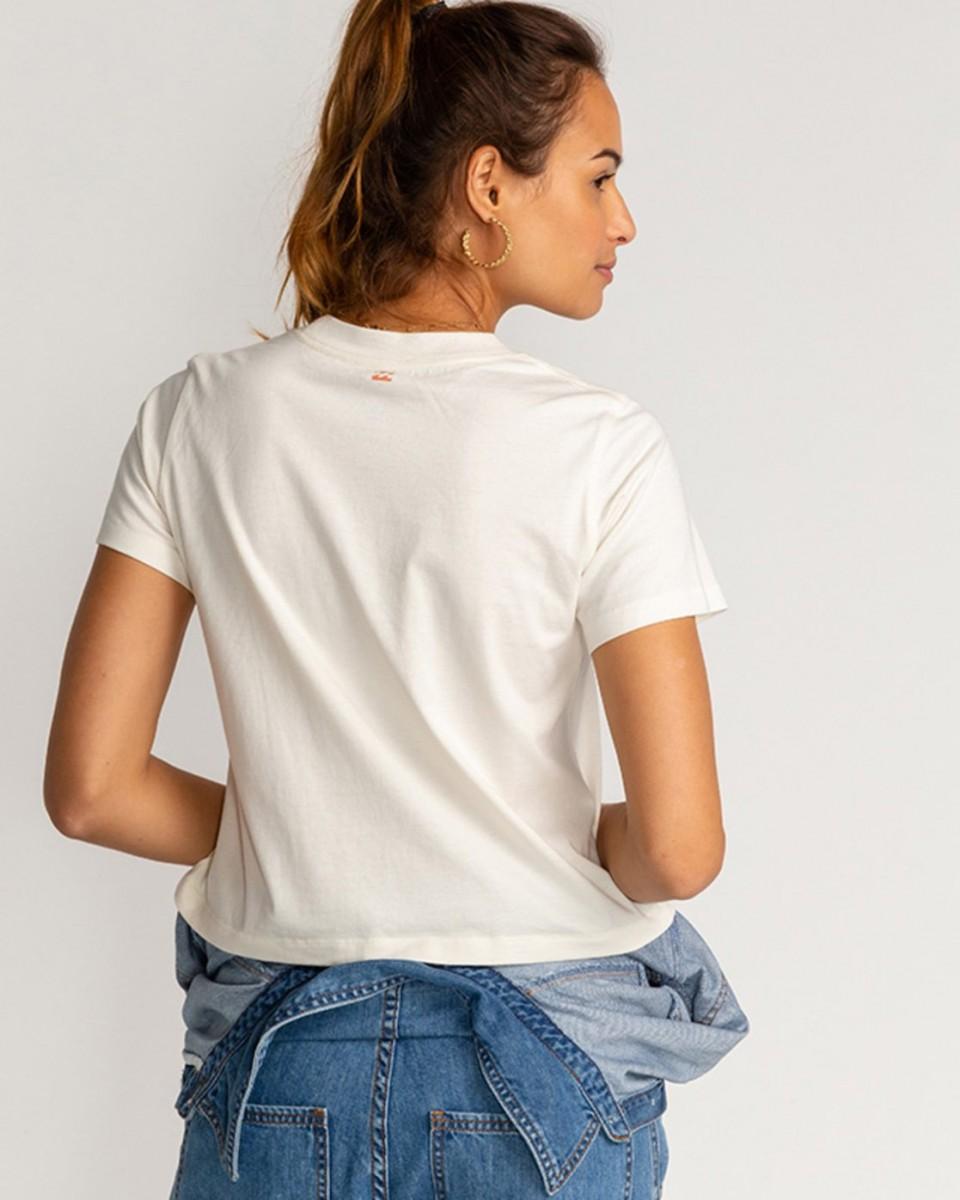Женская футболка Paint The Sky