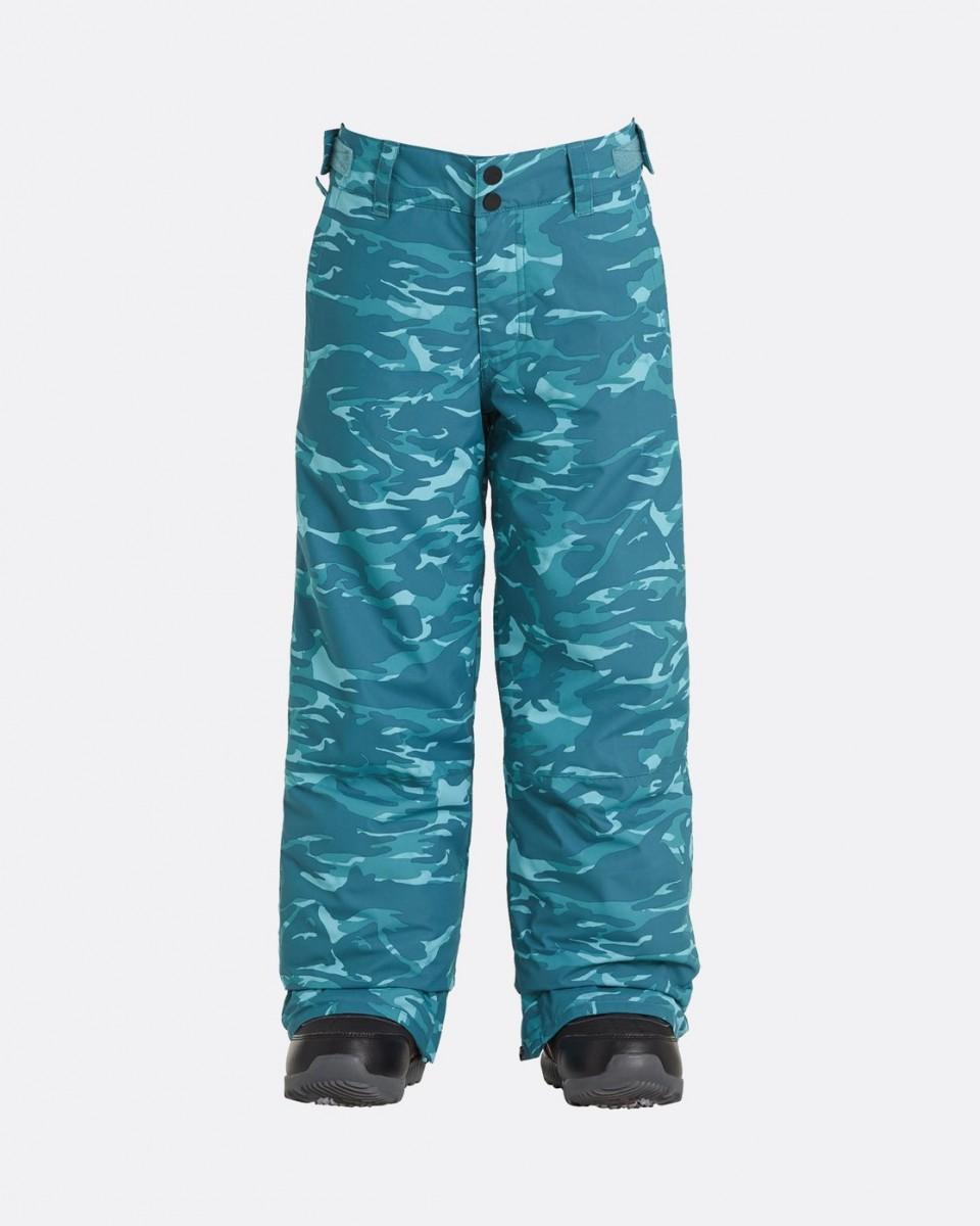 Детские сноубордические штаны Grom
