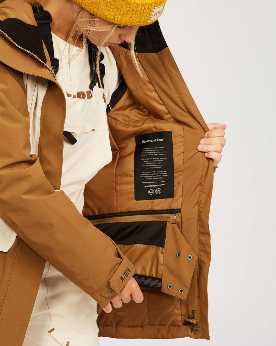 Водостойкая женская куртка Adventure Division Trooper Stx