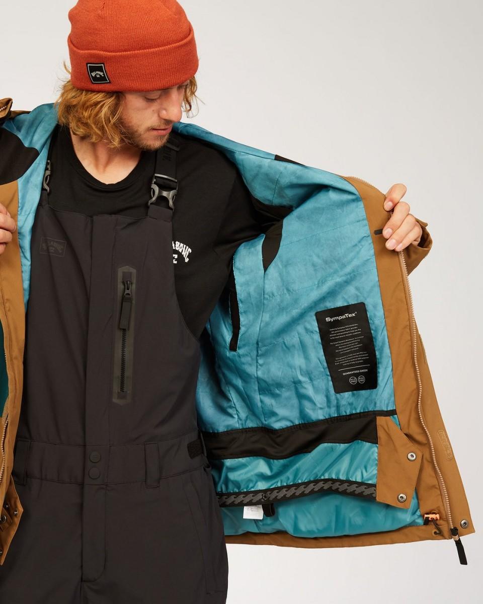 Водостойкая мужская куртка Adventure Division Delta Stx