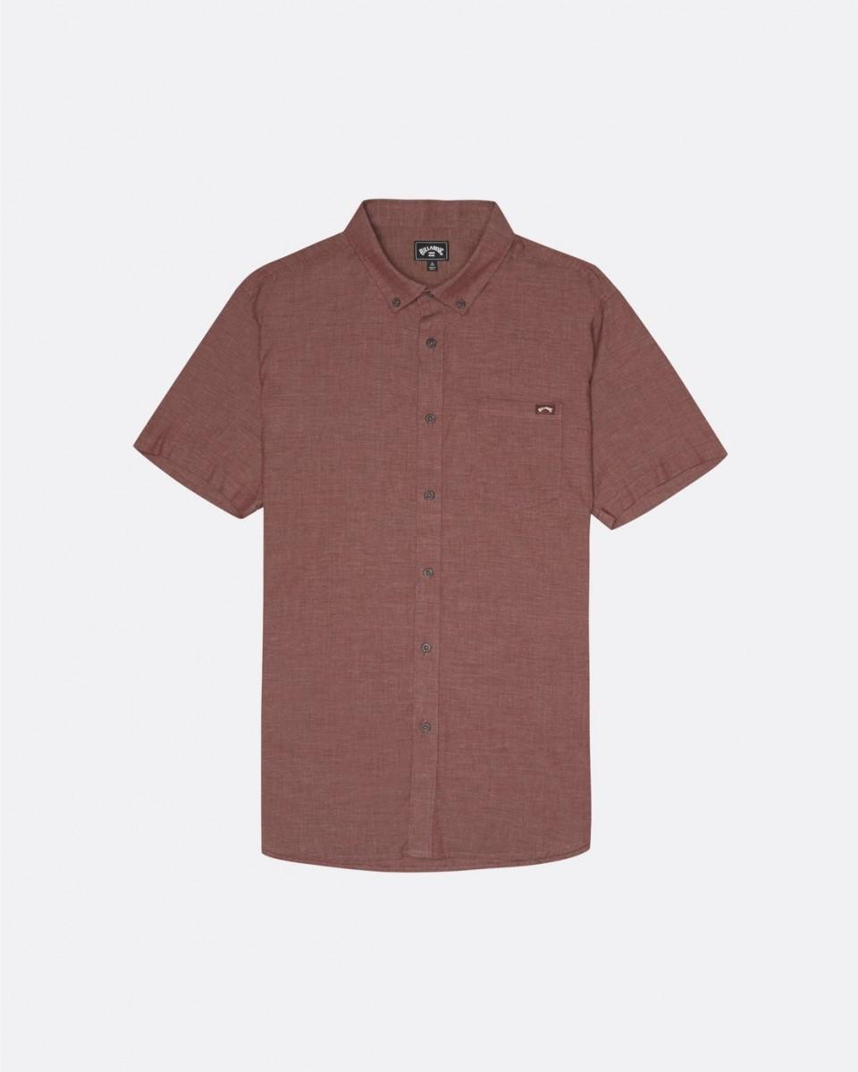 Рубашка с коротким рукавом All Day