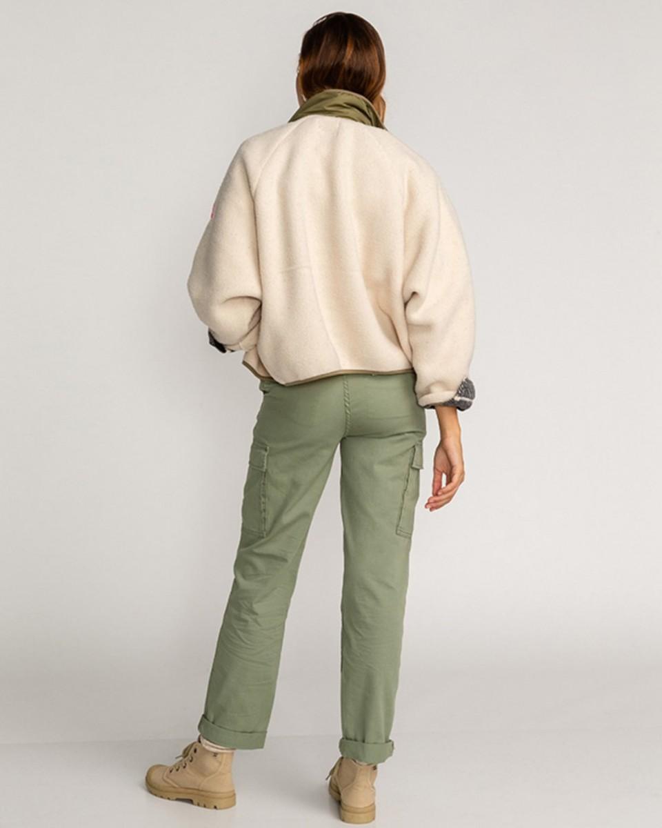 Женские джинсы с высокой талией Adventure Division Kick Back