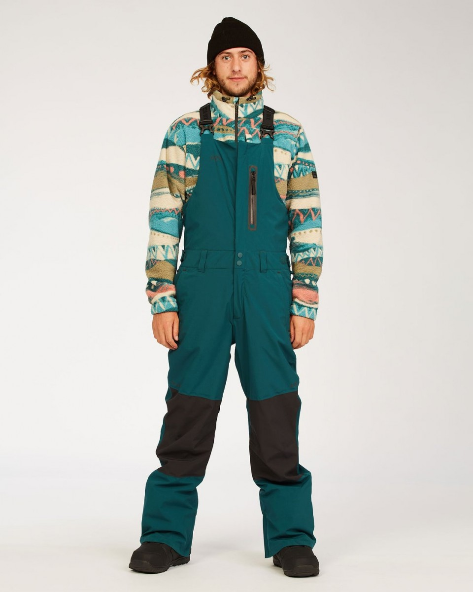 Мужские сноубордические штаны-комбинезон Adventure Division North West Stx