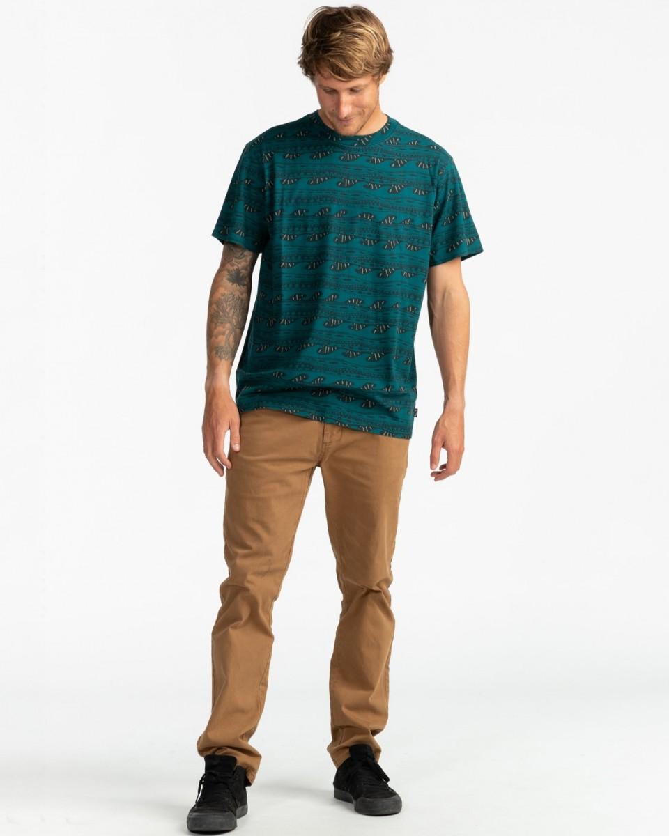 Мужская футболка Wave Wash Sundays