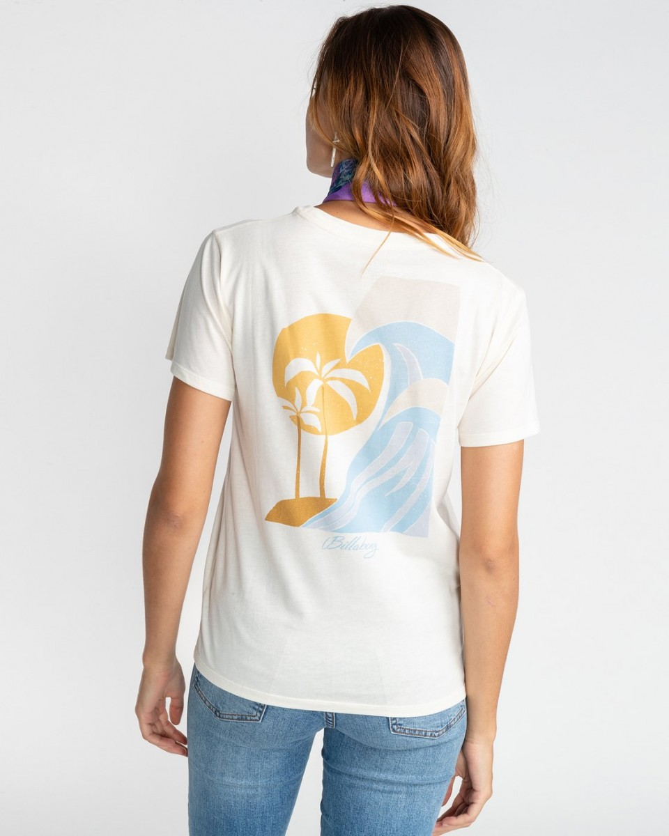Женская футболка Gold Session