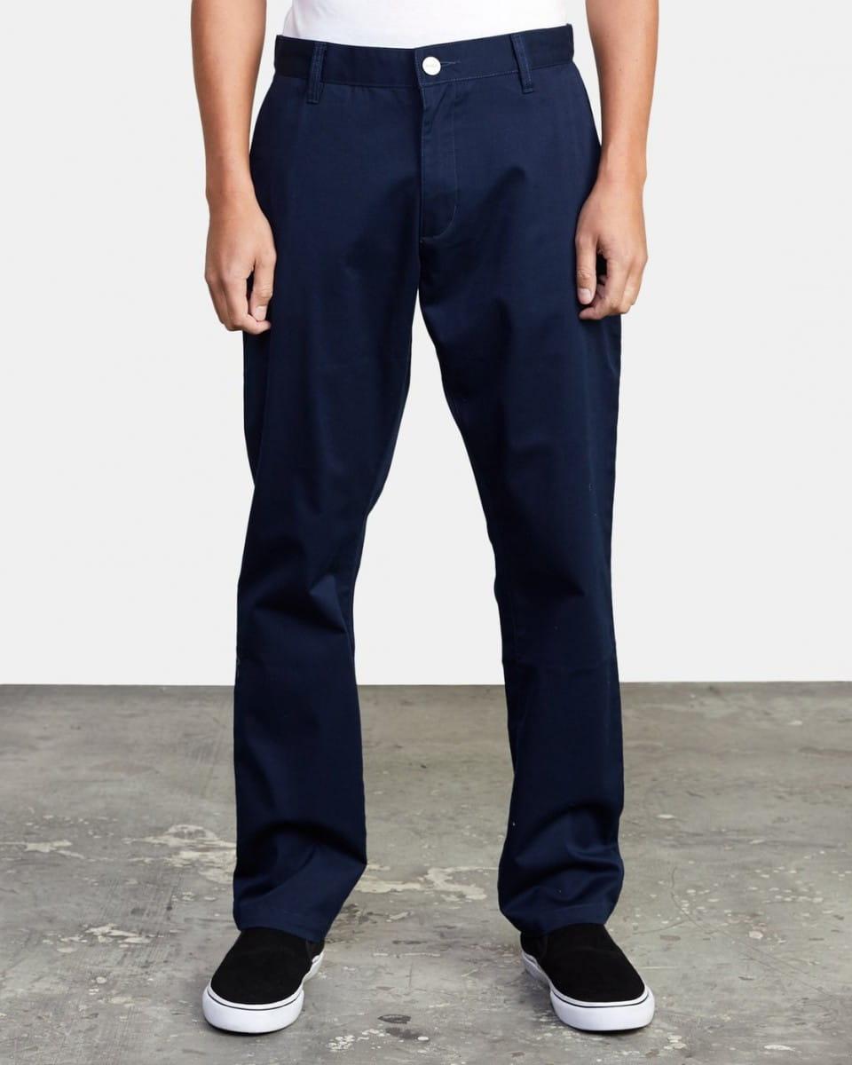 Муж./Одежда/Джинсы и брюки/Прямые брюки Мужские брюки The Weekend Stretch