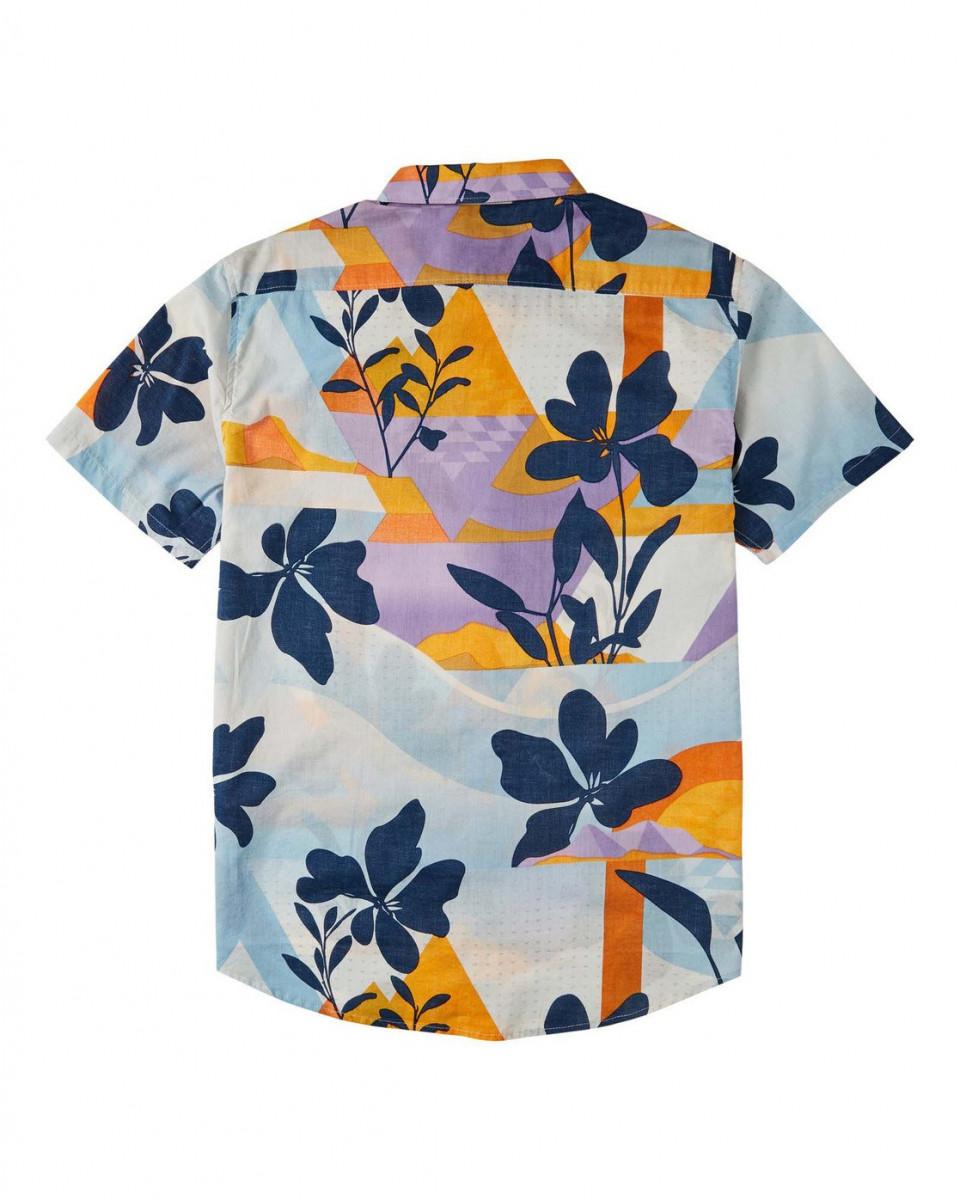Мужская рубашка с коротким рукавом Sundays Floral