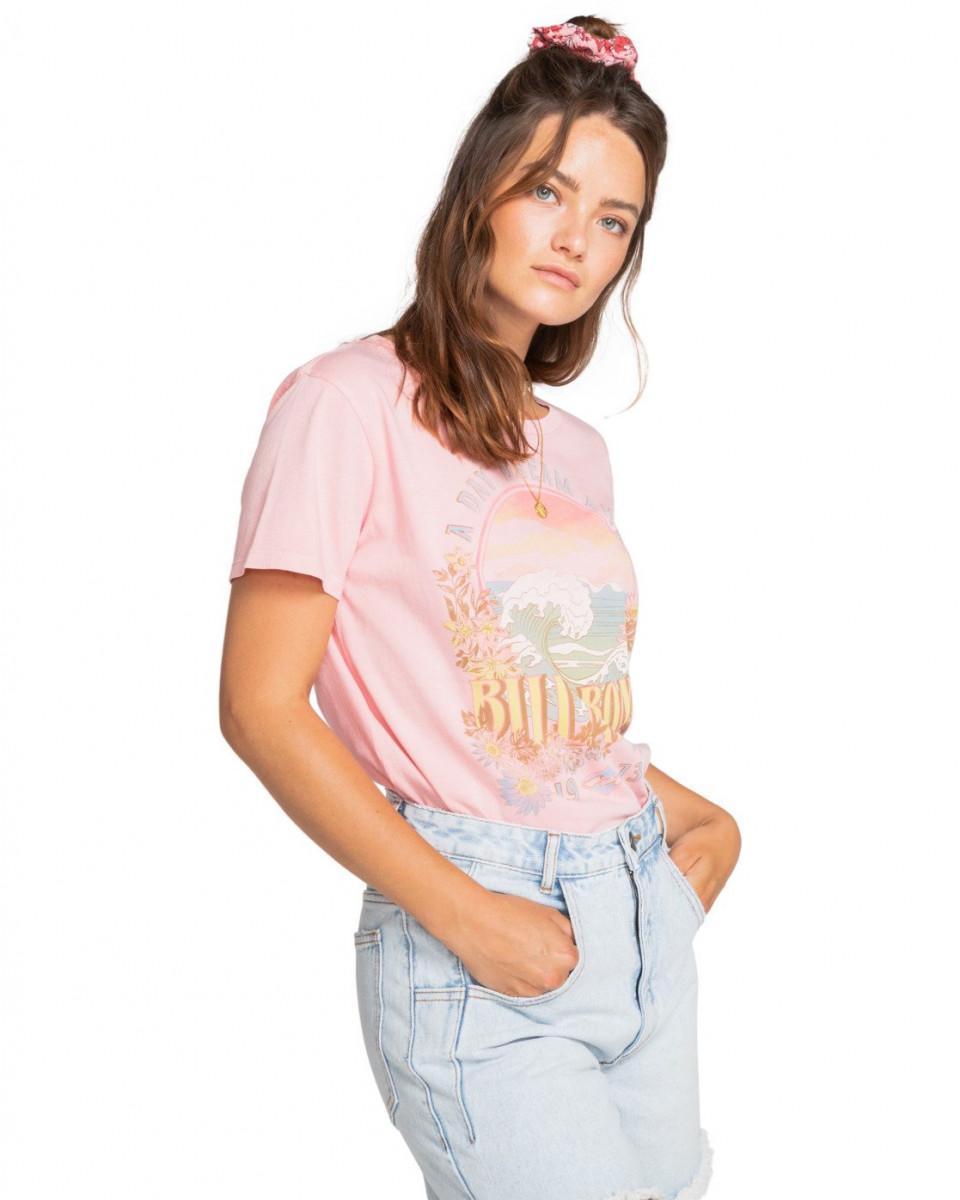 Женская футболка-бойфренд Day Dream Away