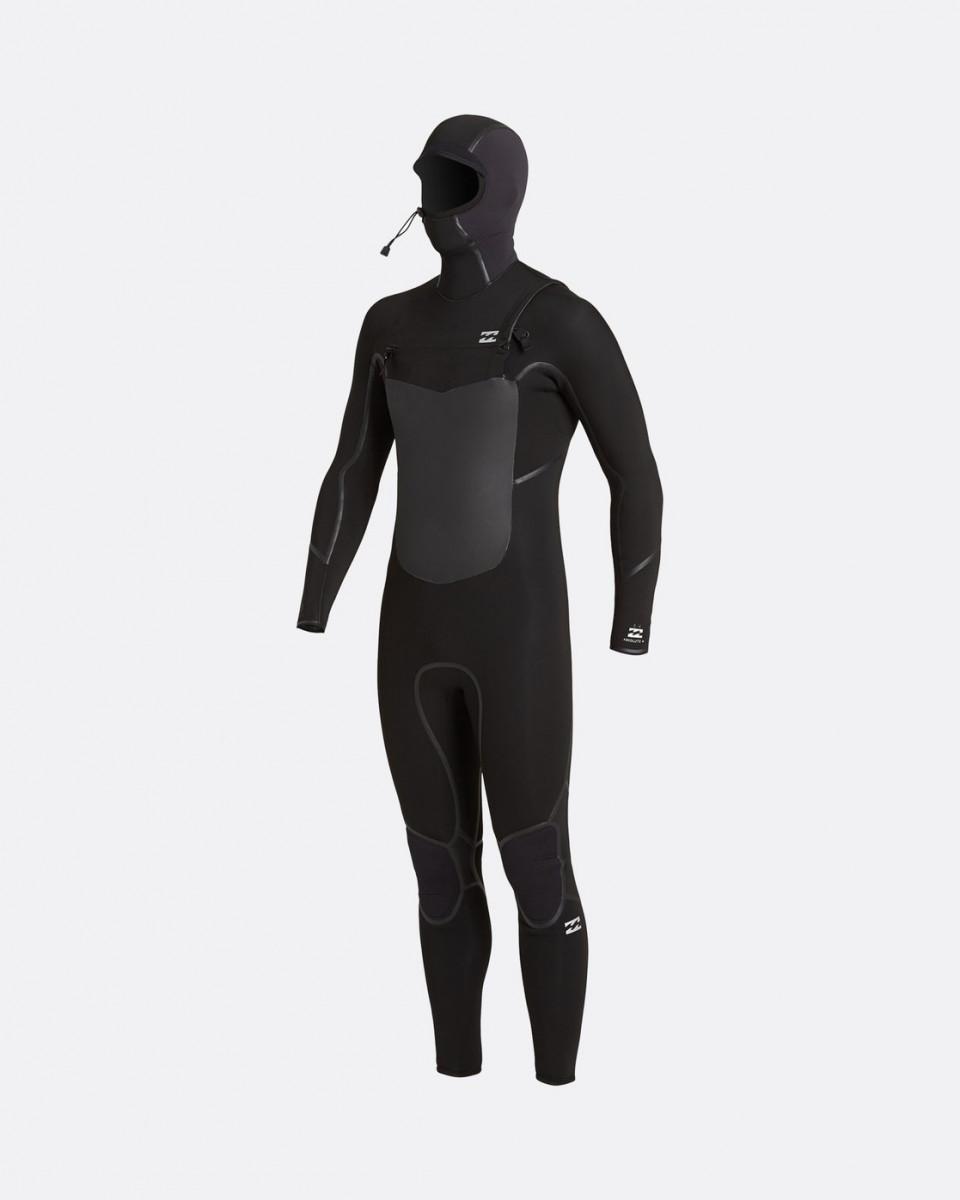 Мужской гидрокостюм с молнией на груди Absolute (5/4 мм)