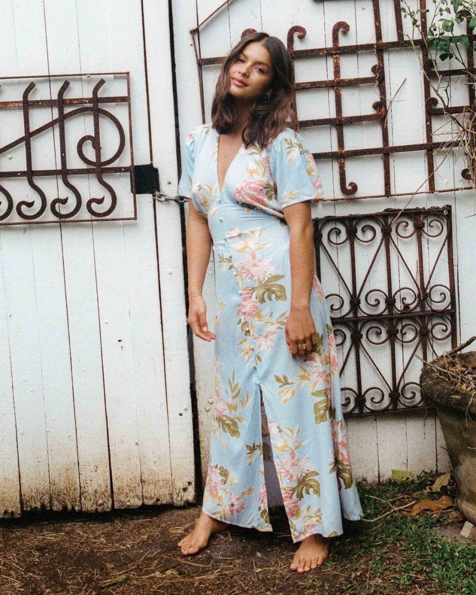 Женское миди-платье Lucky In Love