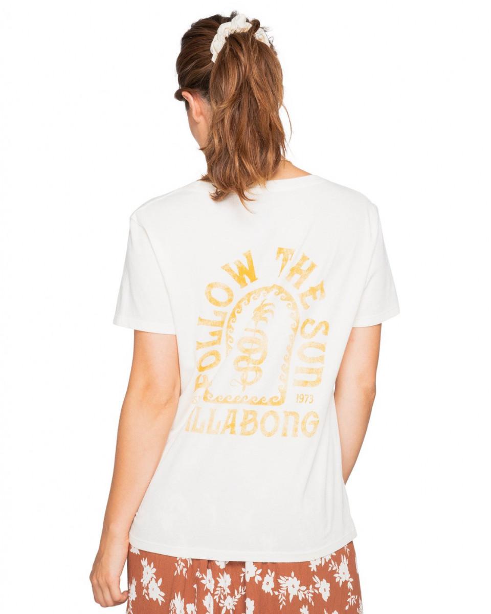 Женская футболка-бойфренд Follow The Sun