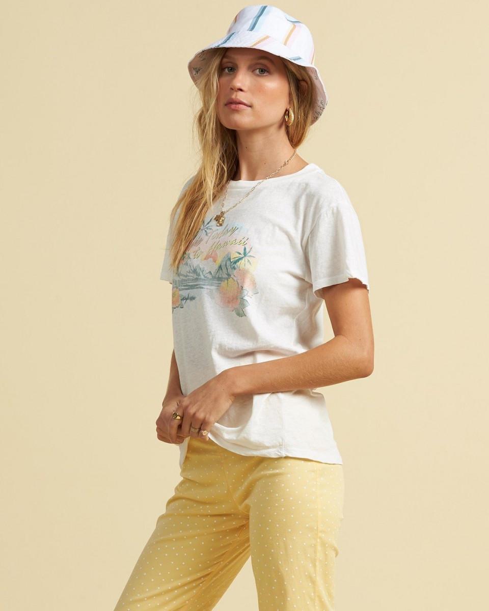 Женская футболка Salty Blonde Not A Tourist