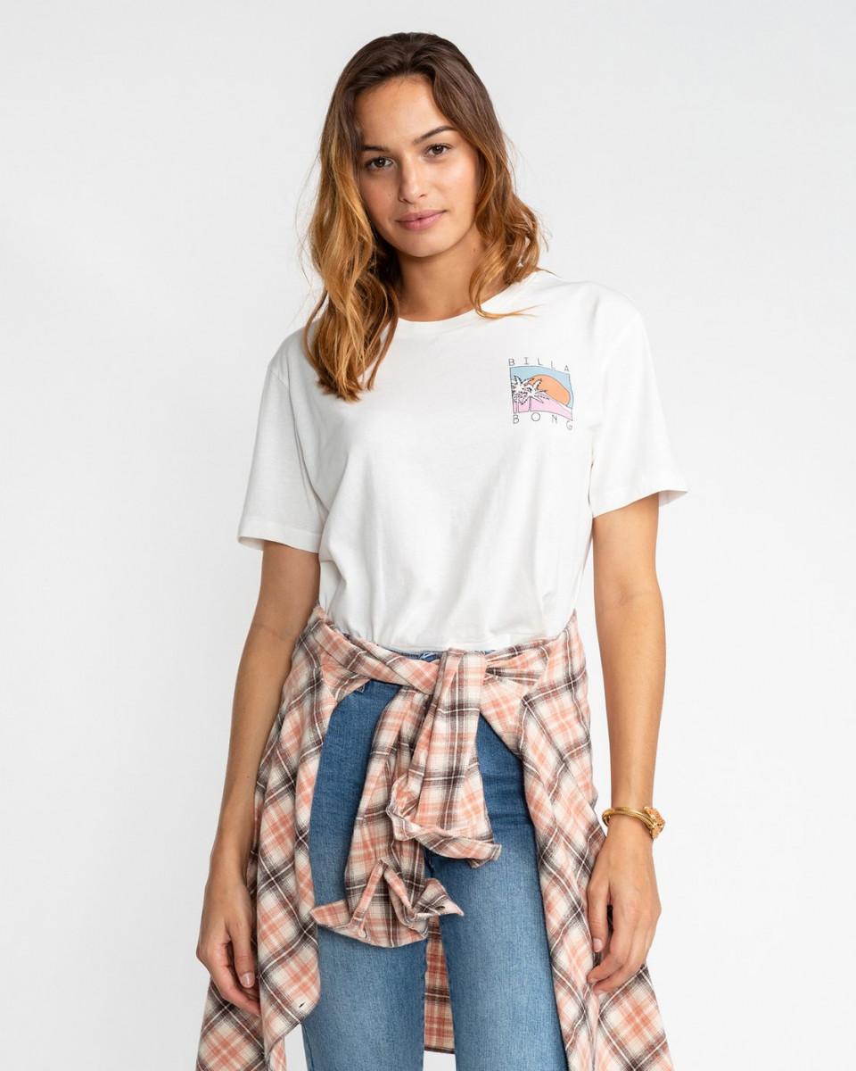 Женская футболка Surf Spot