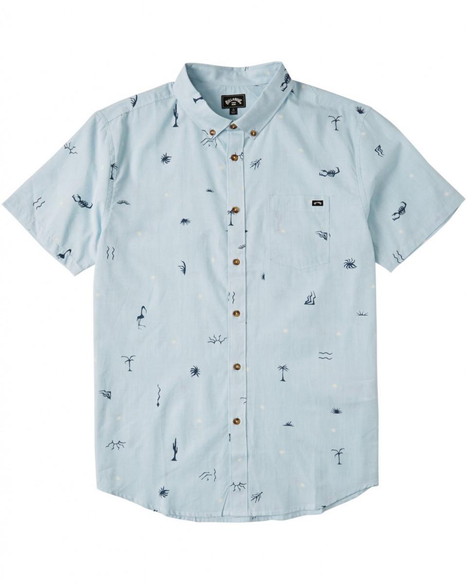 Мужская рубашка с короткими рукавами Sundays Mini