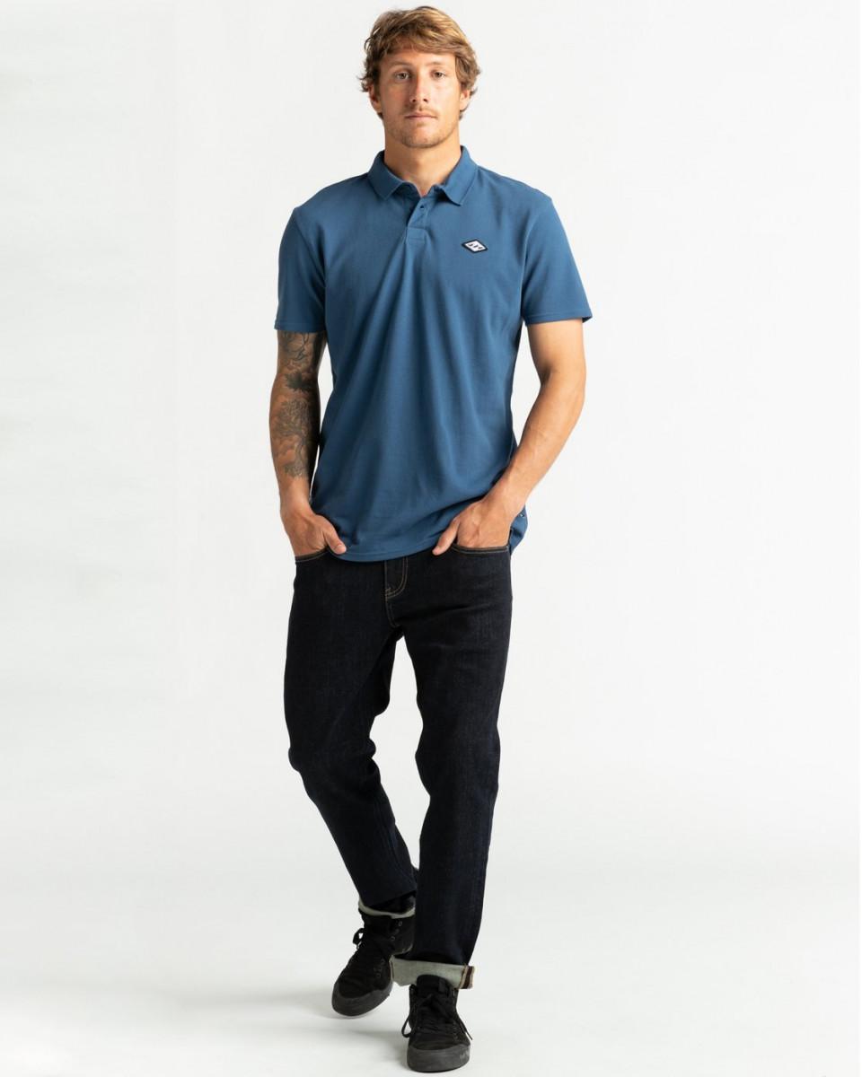 Мужская футболка Skooled Polo Pique