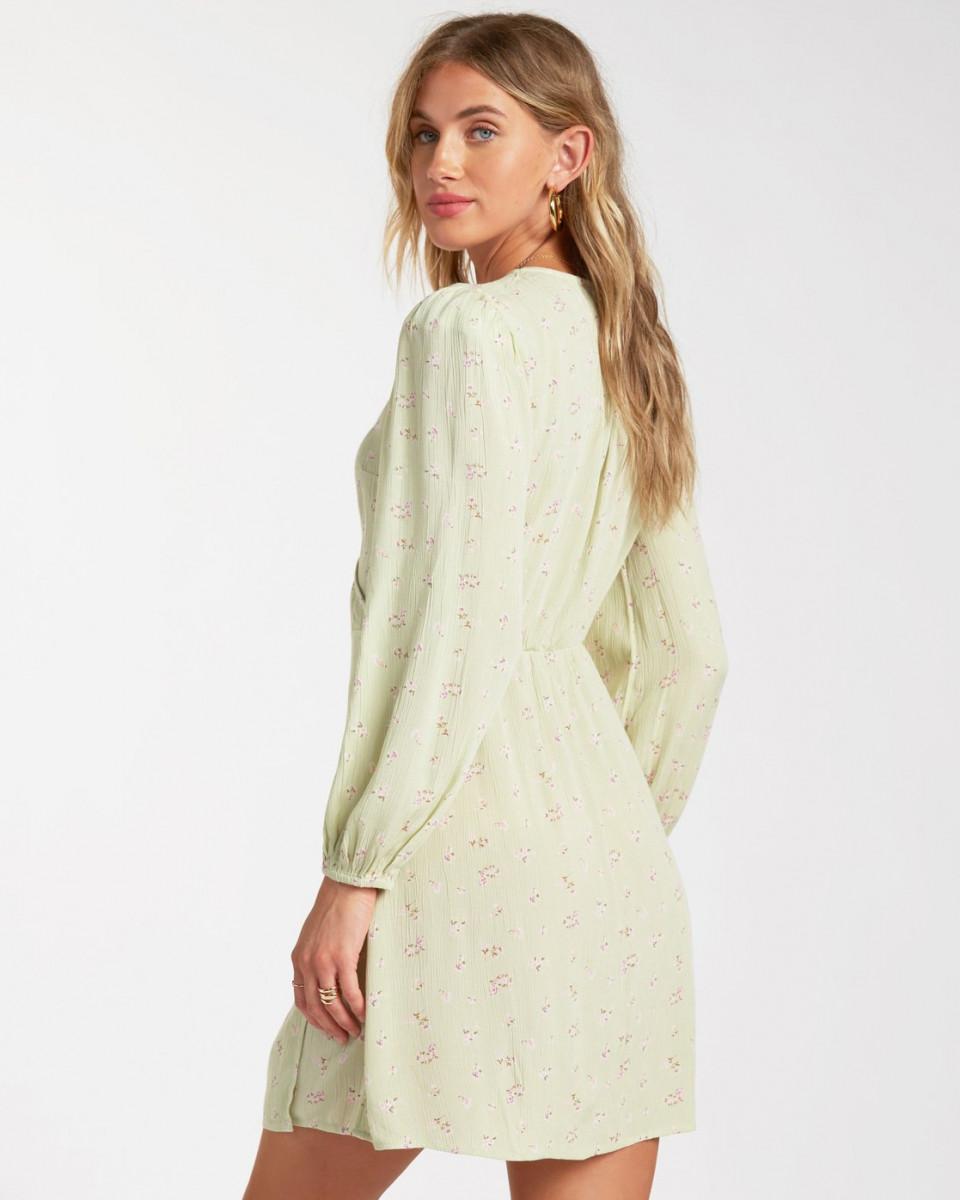 Женское мини-платье с запахом Lotta Love