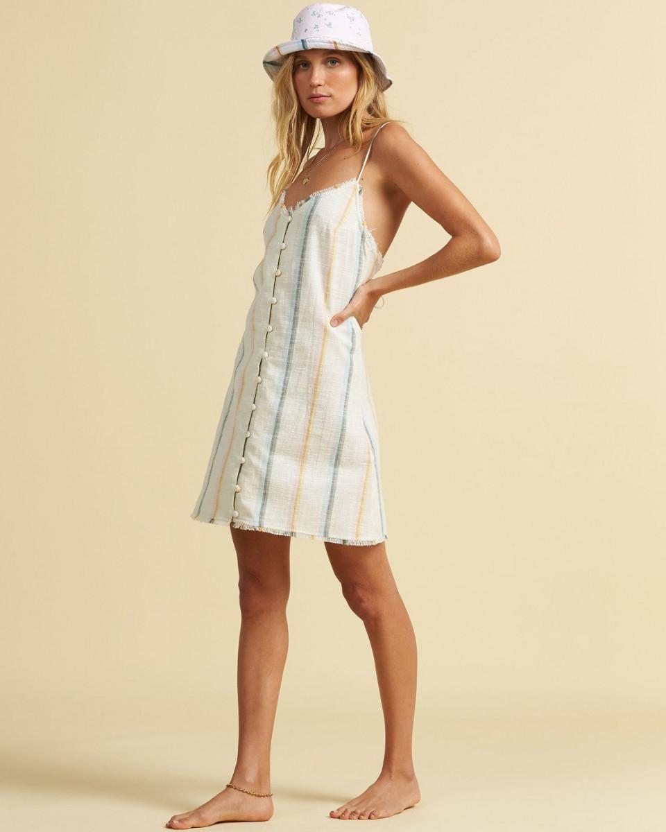 Женское платье-комбинезон Sunny Stripes