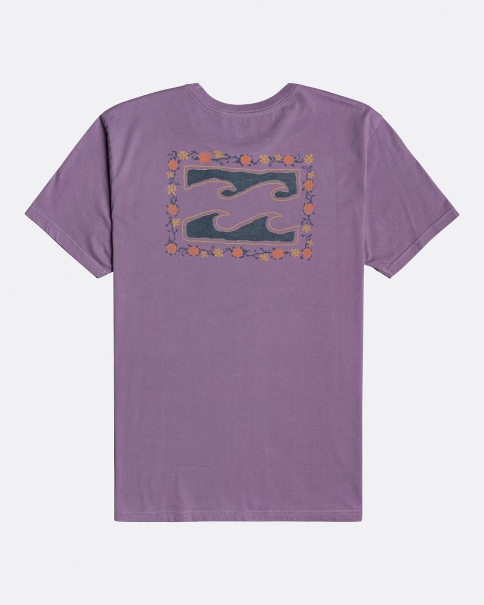 Мужская футболка Crayon Wave