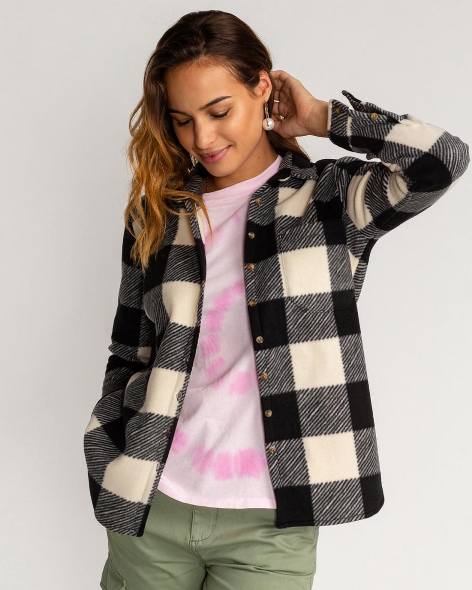 Флисовый женский джемпер Adventure Division Forge Flannel