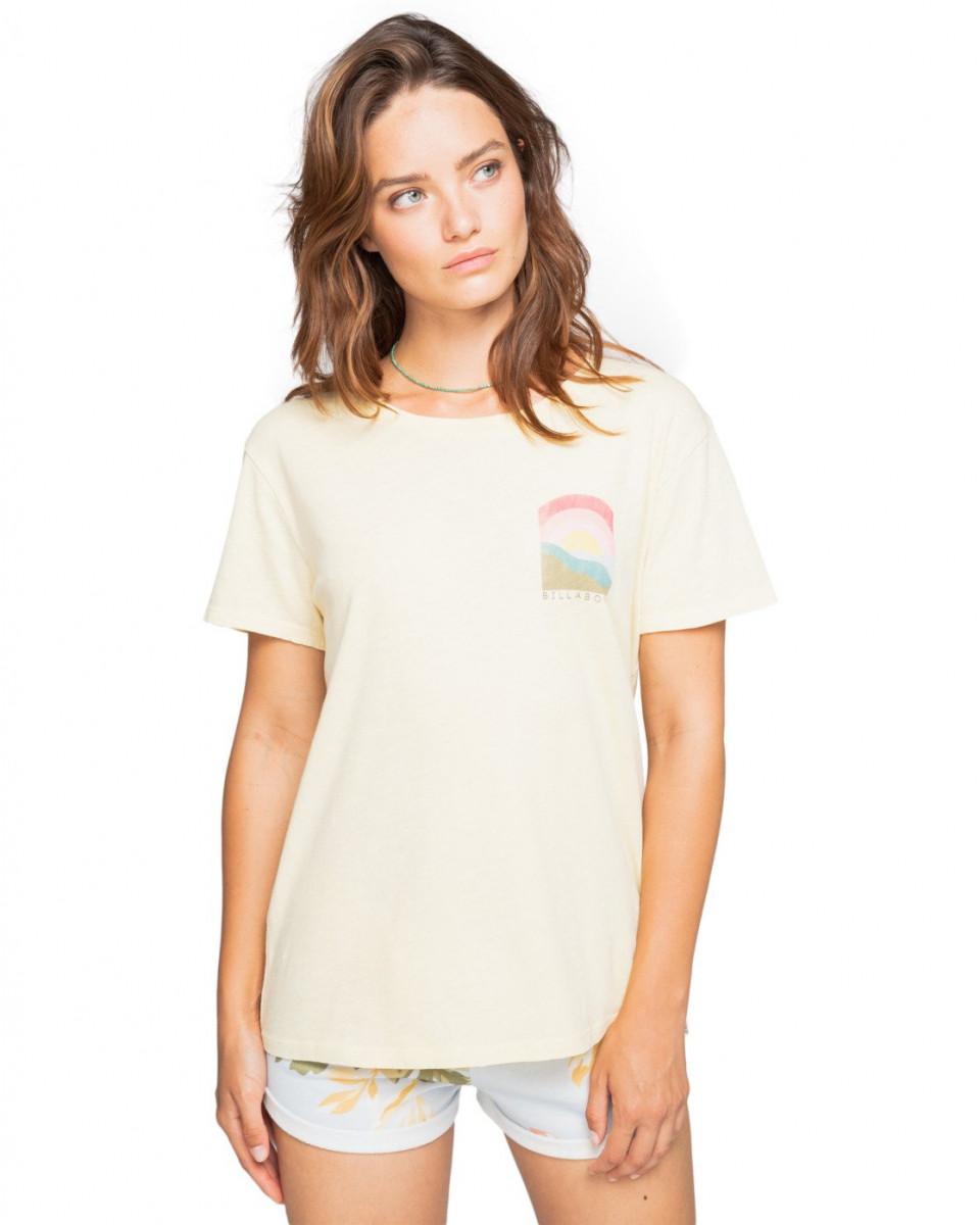 Женская футболка-бойфренд Rays Of Sun