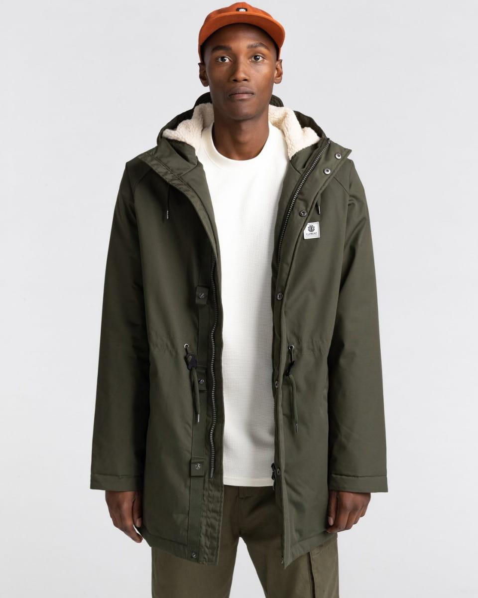 Муж./Одежда/Верхняя одежда/Парки Мужская водонепроницаемая куртка Field Parka