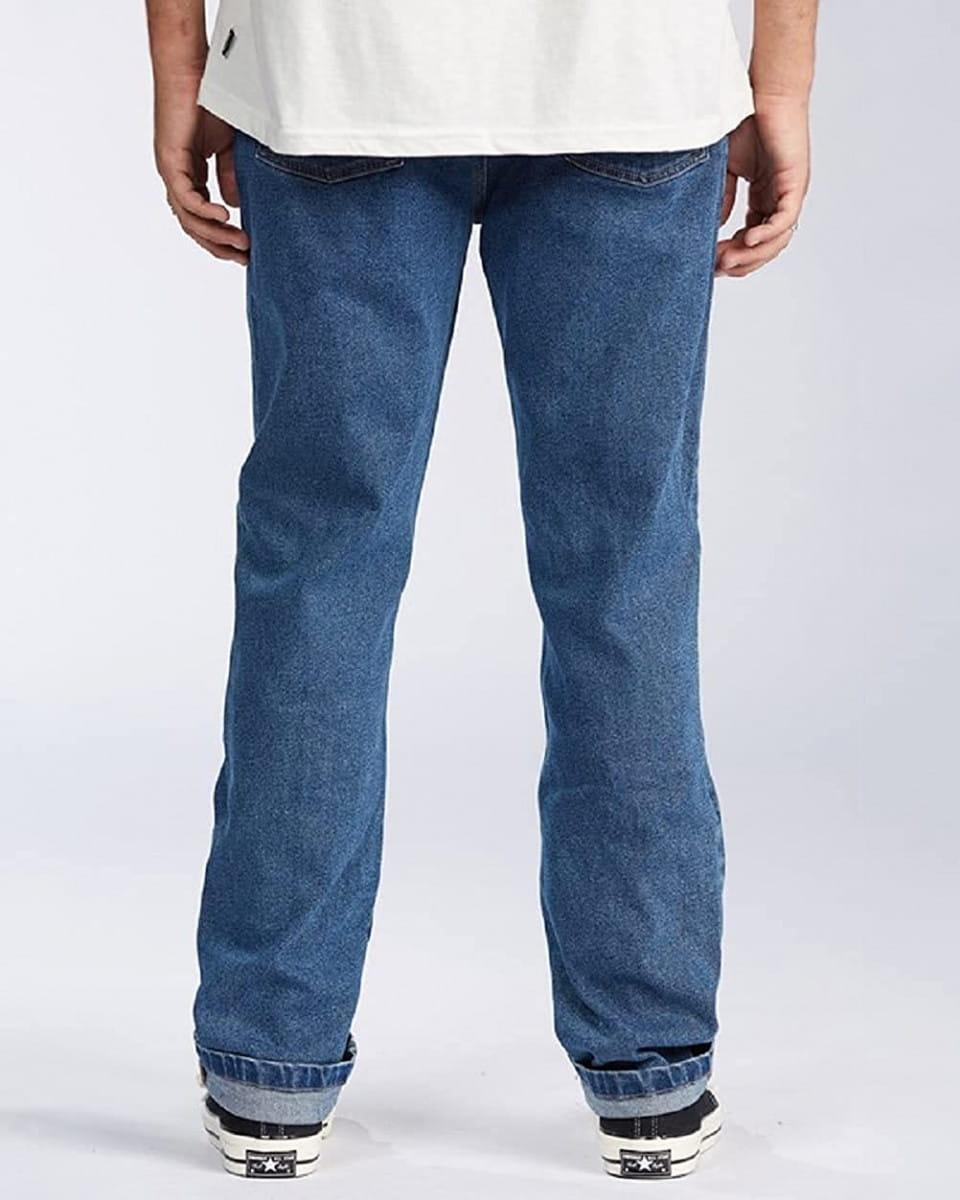 Мужские прямые джинсы 73