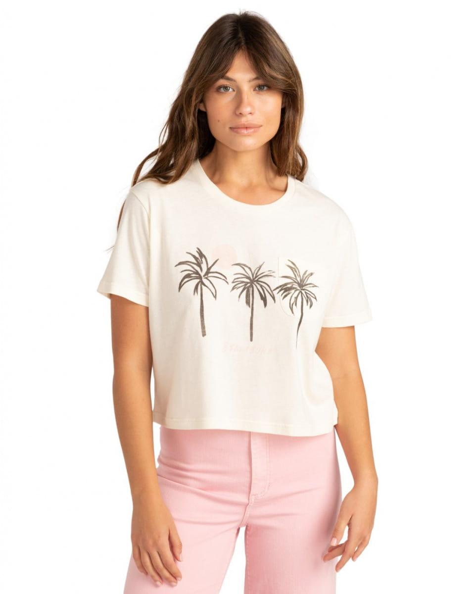 Женская футболка Three Palms