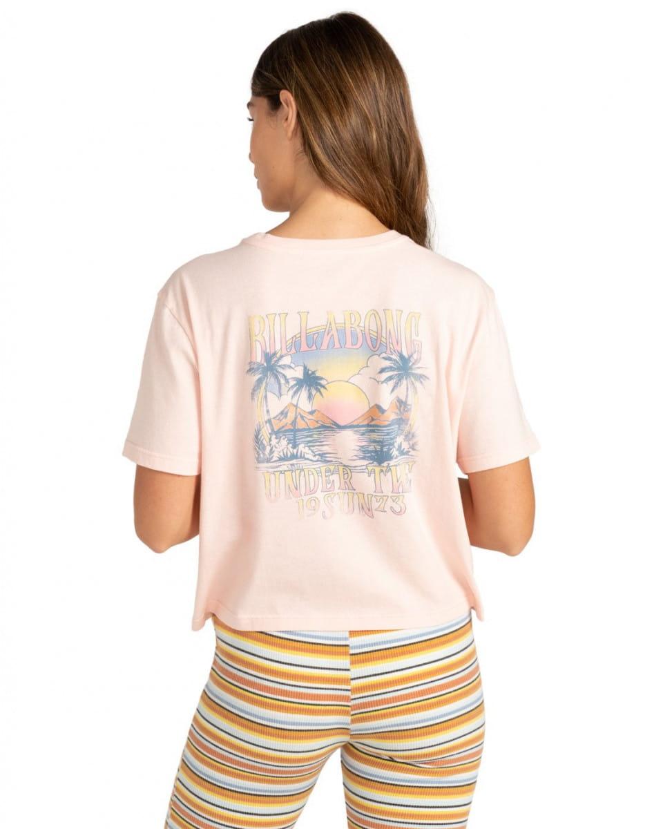 Женская футболка Under The Sun