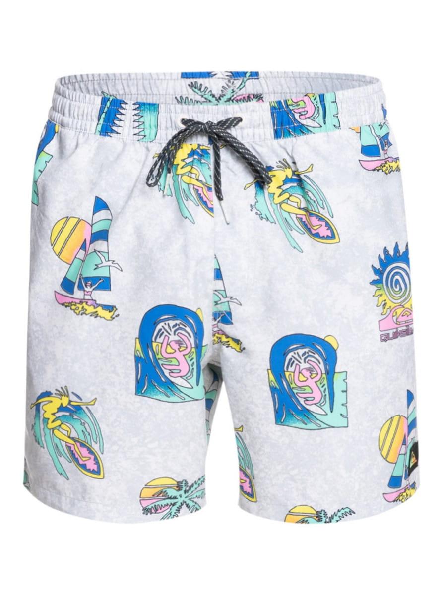 """Муж./Одежда/Плавки и шорты для плавания/Шорты для плавания Мужские плавательные шорты Island Pulse 15"""""""