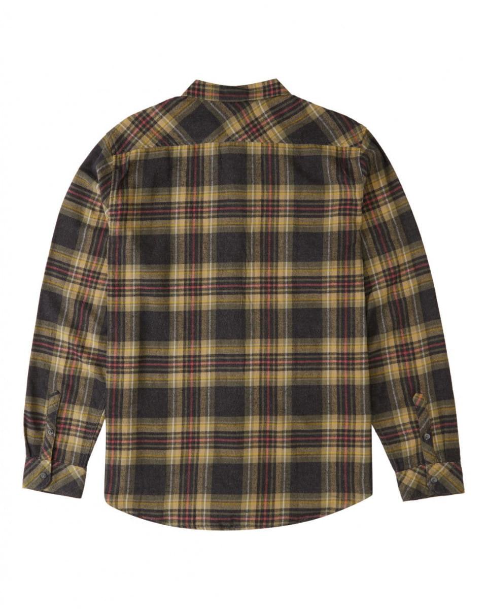 Мужская фланелевая рубашка Coastline