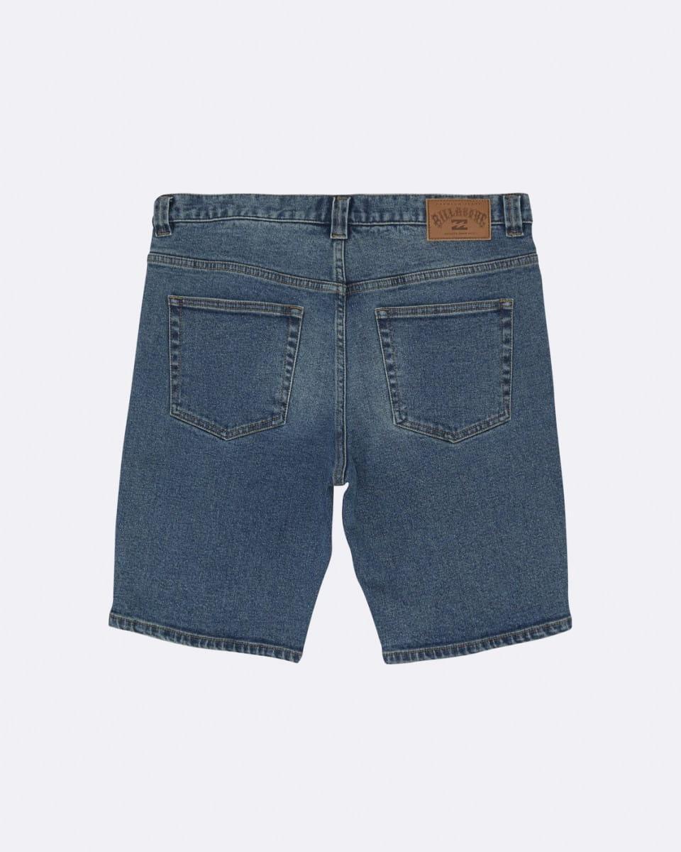 """Муж./Одежда/Шорты/Джинсовые шорты Мужские джинсовые шорты Outsider Denim 20"""""""