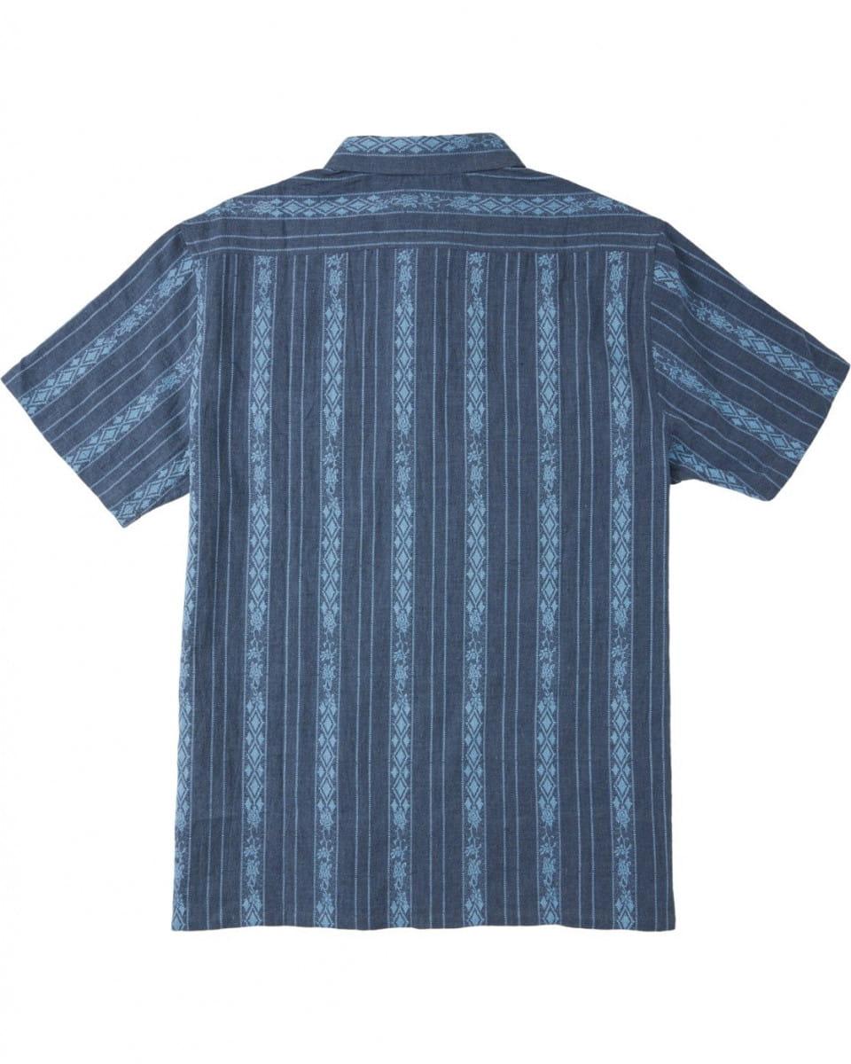 Мужская рубашка с коротким рукавом Sundays Jacquard
