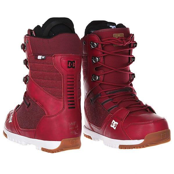 Ботинки для сноуборда DC Mutiny Maroon2