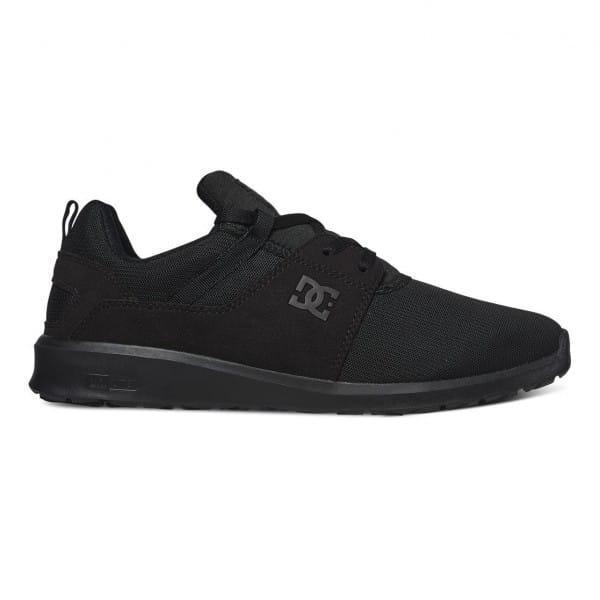 Черные мужские кроссовки heathrow