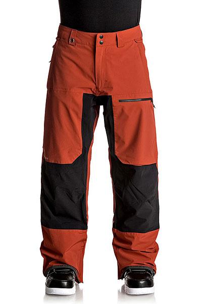 Штаны сноубордические Quiksilver Tr Stretch Ketchup Red2