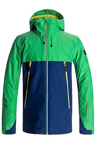 Куртка сноубордическая Quiksilver Sierra Estate Blue1