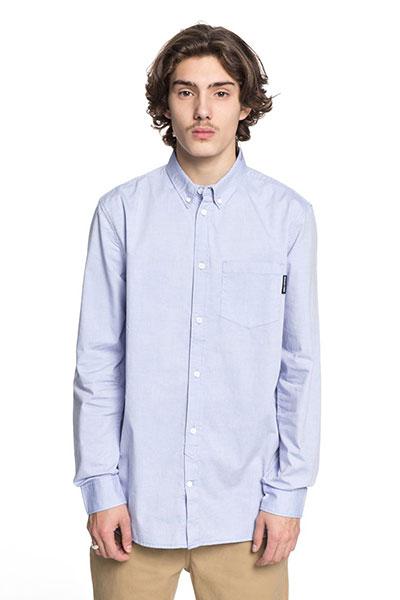 Рубашка DC Classic Oxford Light Blue2