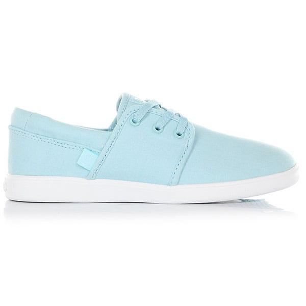 Кеды низкие женские DC Shoes Haven Tx Light Blue3