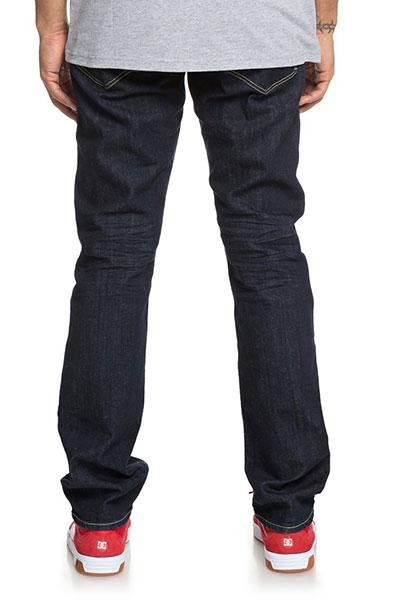 Муж./Одежда/Джинсы/Прямые джинсы Мужские прямые джинсы Worker Indigo Rinse