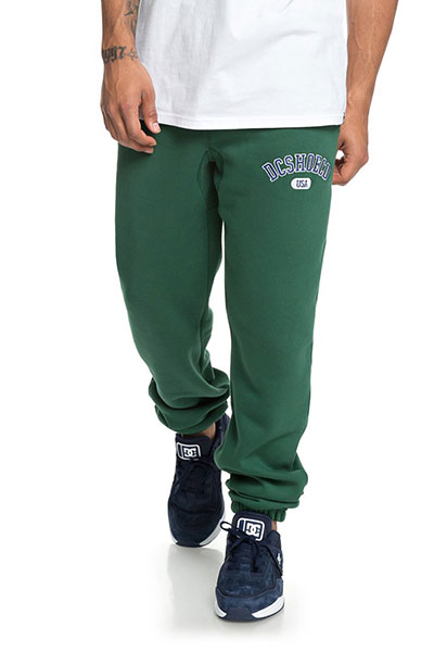 Штаны спортивные DC Glenridge Pant Hunter Green3