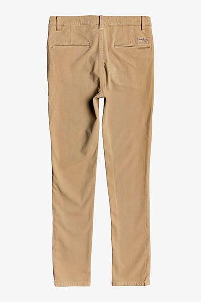 Мал./Одежда/Штаны/Джинсы и брюки Детские узкие брюки-чинос Krandy 8-16