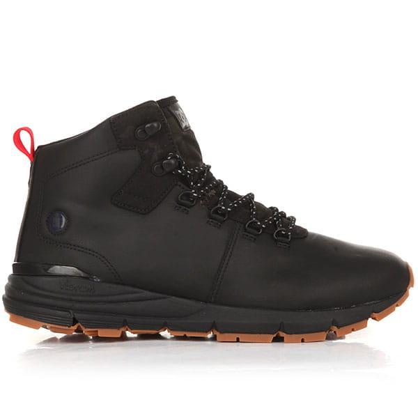 Ботинки высокие DC Muirland Black Camo