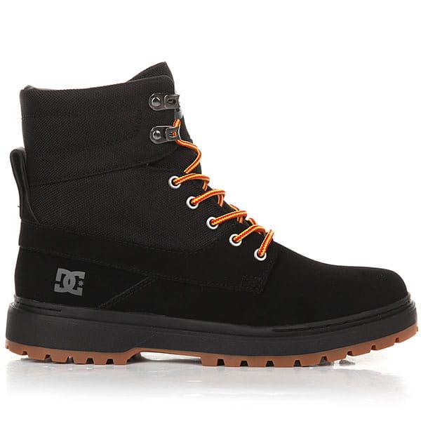 Ботинки высокие DC Uncas Tr Black