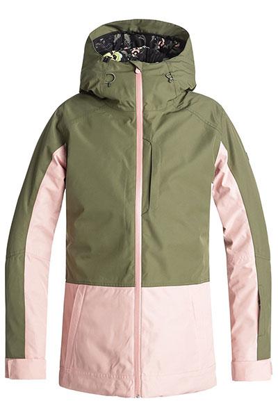 Куртка сноубордическая женская Roxy TB SNOWFLAKE JK J SNJT GPH0