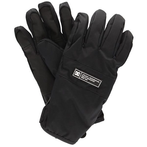 Перчатки сноубордические DC Franchise Glove Black