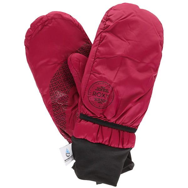 Варежки сноубордические женские Roxy Rx Packable Mit Beet Red
