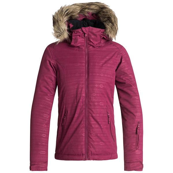 Куртка сноубордическая детская Roxy JET SKI GIRL EM G SNJT RRV2